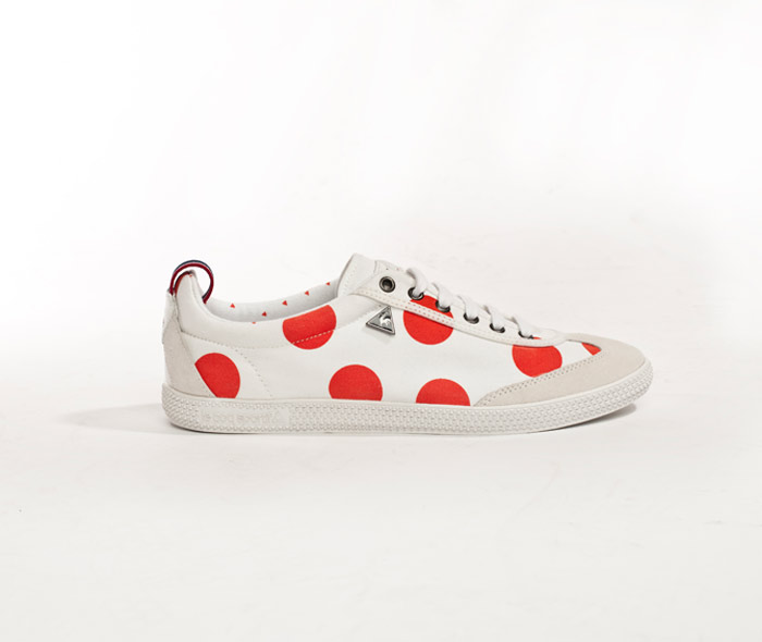 Le Coq Sportif TDF Polka Dot Jersey Provencale Trainer