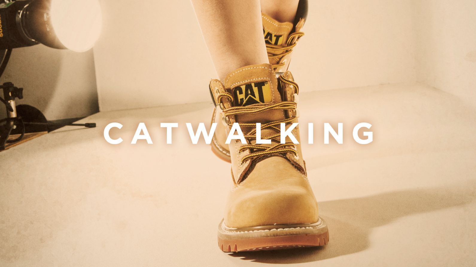 The iconic Cat Colorado work boot, available at schuh