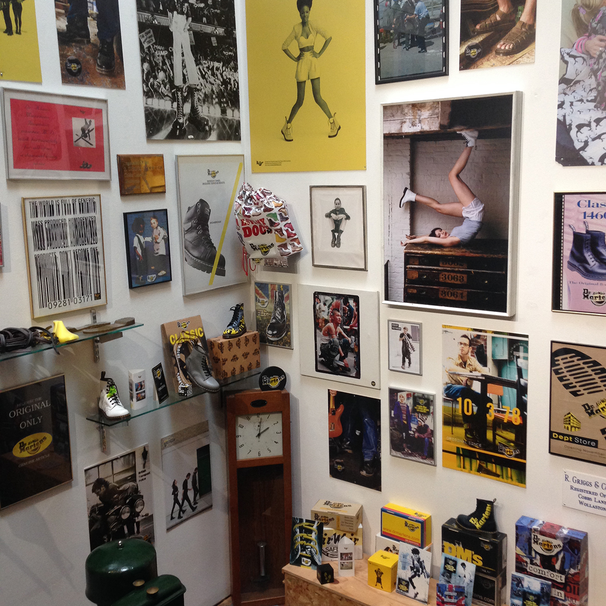 Dr.Martens-Marketing-Wall