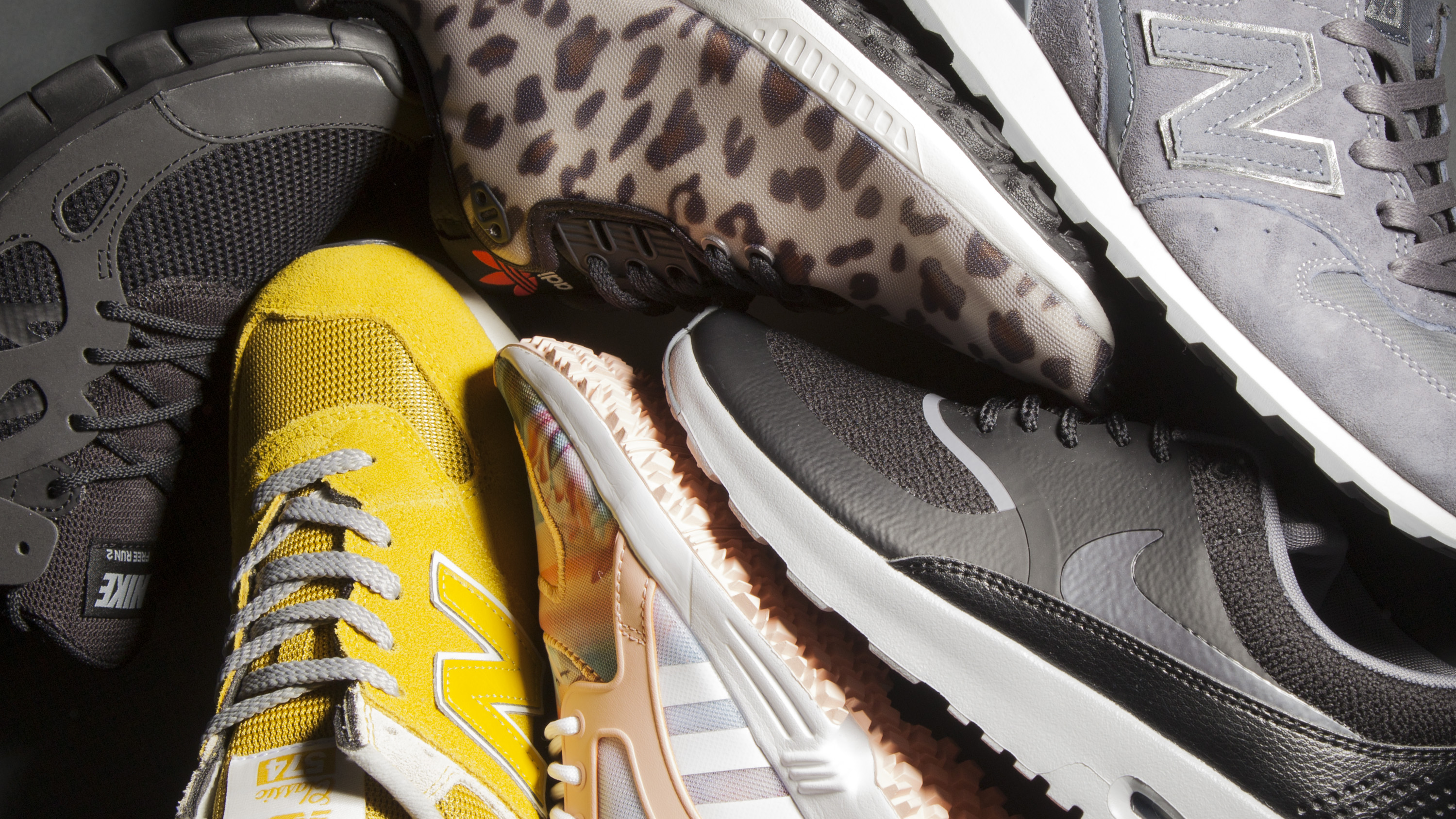 running trainers at schuh