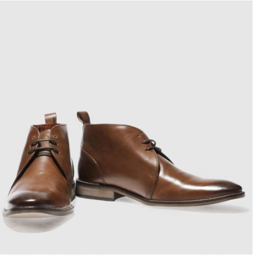 Base London County Chukka Boots