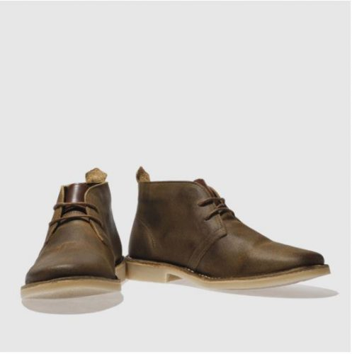 Red or Dead Mr Lawrence Desert Boots